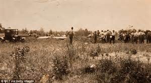 Perished this historic photograph shows herrin cemetery where some of