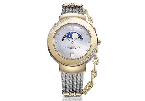 Luxury Designs charriol official blog swiss luxury watches and cable