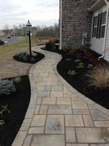 17 best ideas about front walkway landscaping on pinterest