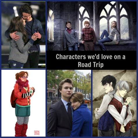 7 Of My Favourite Literary Characters by Favorite Ya Literary Characters For A Road Trip Lit