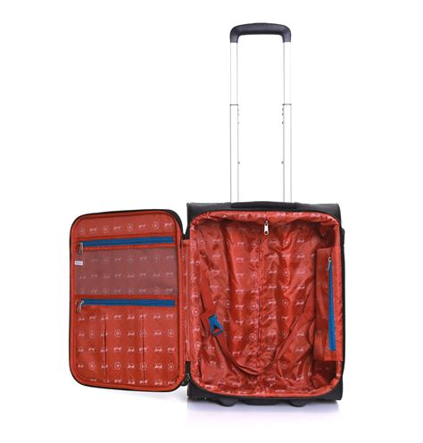 Light Cabin Bag by Jeep Ryanair Light Cabin Approved Trolley