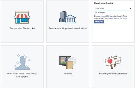 cara membuat na cmc 1 cara membuat fanspage di facebook