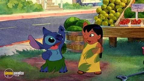 Foundation Special 3 Lilo by Rent Lilo And Stitch 2002 Cinemaparadiso Co Uk