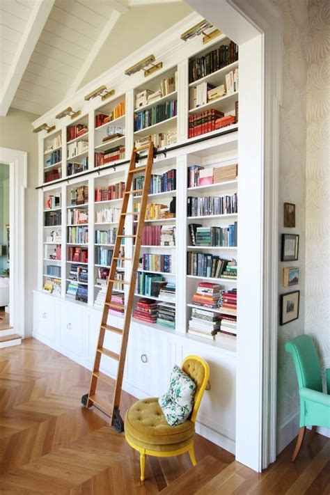 library wall bookshelves bookshelves zerah interiors