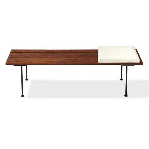 split bench split bench cushion grey hopsak guild nines touch of