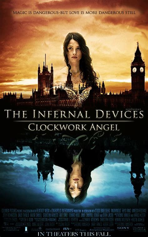 the infernal devices clockwork clockwork posters and on