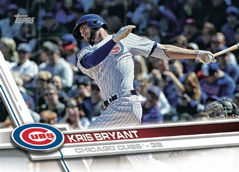 Topps Ultimate Giveaway - baseball season begins with the release of 2017 topps baseball series 1 chicago cubs