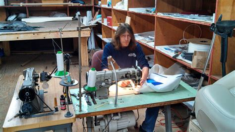 upholstery shop marine repair facility in woodstock il crystal lake