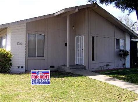 houses for rent in modesto