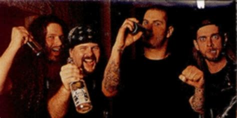 The Section Band by Pantera