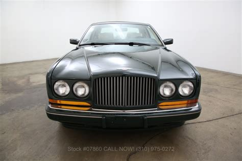 1993 bentley continental r coupe beverly car club
