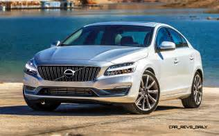 Volvo S60 2017 Speculative Renderings 2016 Volvo S80 And 2017 Volvo S60