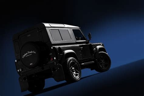 land rover defender 2016 khan limited edition 163 65 000 khan land rover defender to debut