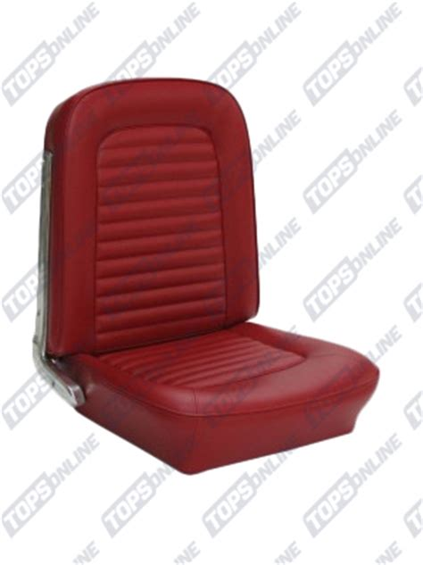 1965 mustang fastback seat covers 1964 thru 1965 ford mustang and shelby standard upholstery
