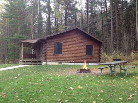 Keystone Lake State Park Cabins by Keystone State Park Westmoreland County Pennsylvania
