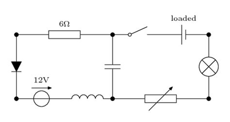 electrical circuit recipe
