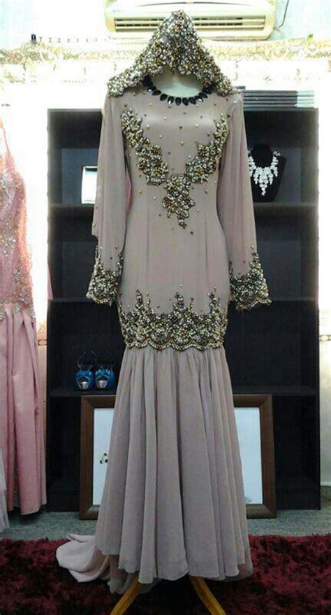 Fashion Baju Nikah fesyen baju pengantin terkini