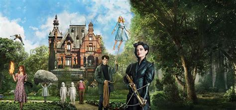 miss peregrine s home for peculiar children beautiful creepy