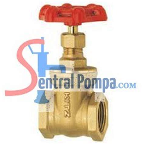 gate valve stop kran 1 inch sentral pompa solusi