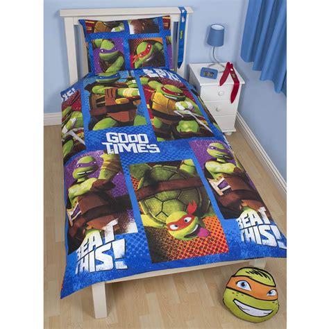 teenage mutant ninja turtles curtains uk teenage mutant ninja turtles dudes reversible duvet
