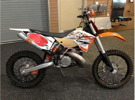 2010 Ktm 300 Xc Specs Buy Ktm 85 Xc 08 Offroad Mini On 2040 Motos