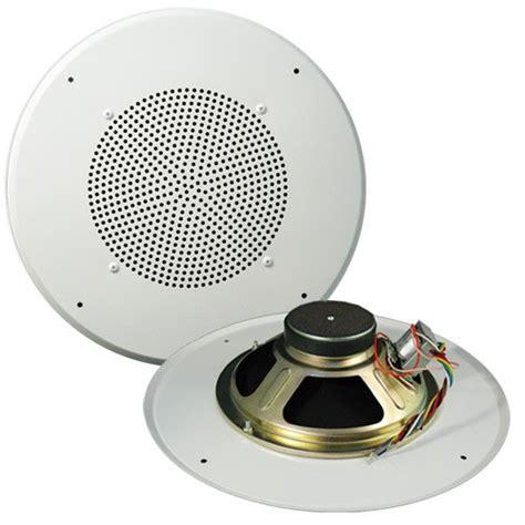 osd c1070 8 70v commercial in ceiling speaker single white