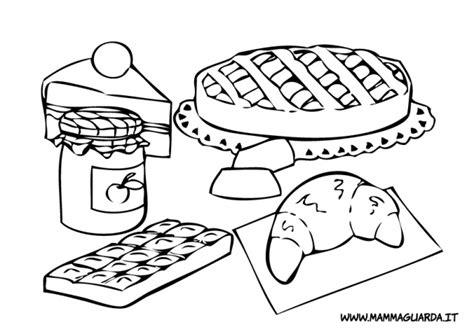 disegni da colorare alimenti alimentazione da colorare