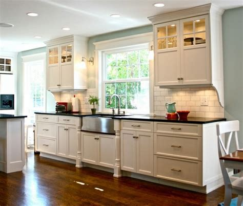 Traditional white country kitchen ? 15 cool interior