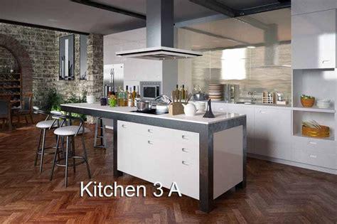 virtual sets kitchens video production green