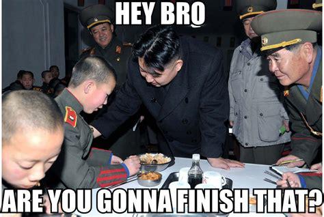 Kim Jong Un Snickers Meme - kim jong un bloodydecks