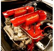 1953 Hudson Hornet Club Coupe Twin H Power Engine