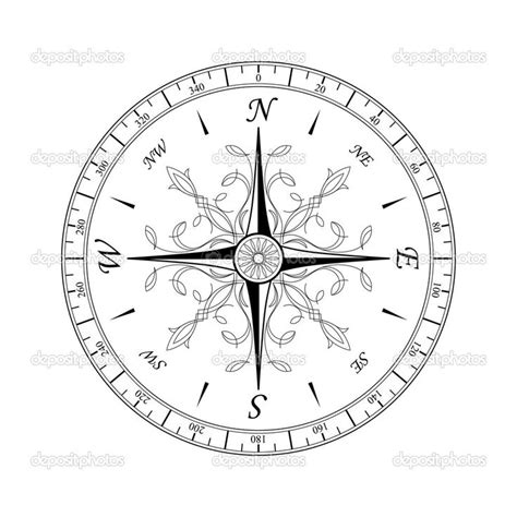 best 25 compass rose ideas antique compass designs www imgkid the image