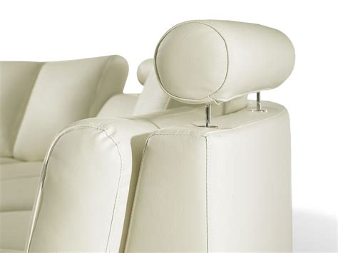 Ledercouch Creme by Sofa Creme Rundsofa Rundcouch Ledersofa Ledercouch