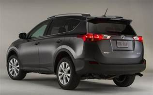 Toyota Rav4 2015 Review 2015 Toyota Rav4 Updates 2017 Car Reviews Prices And Specs