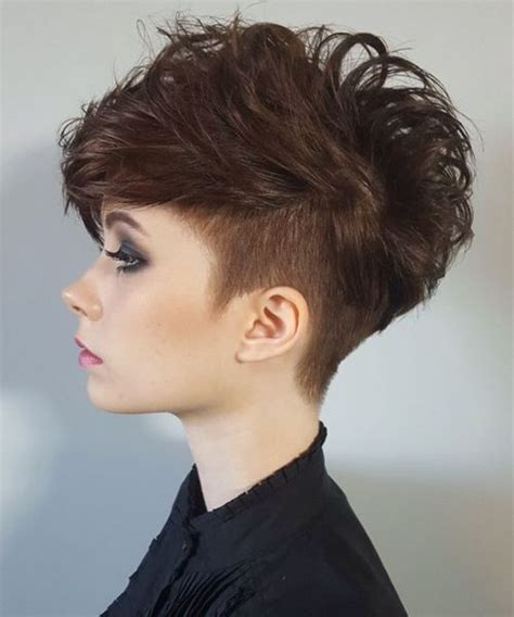 Choosing A Hairstyle by Choosing A Shorter Hairstyle For Hairstyles 2018