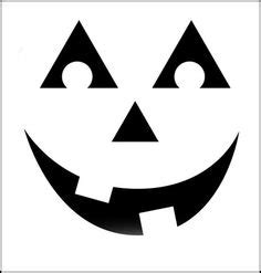 o lantern mask template classic pumpkin template season fall