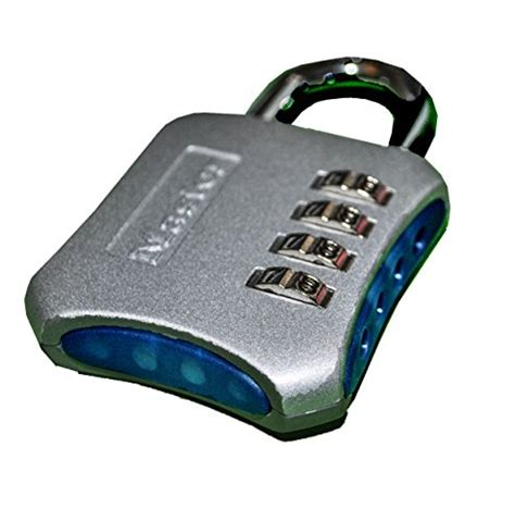 Solid Luggage Padlock Series R 7819 Colour master lock padlock set your own combination lock 2 in import it all