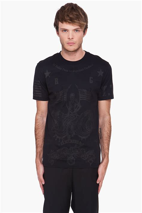 T Shirt Edition givenchy limited edition elmerinda t shirt in black for lyst