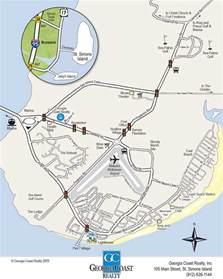 map of st simons island ga rotterdamsemetabolisten