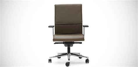 Executive Armchair Sedia Ufficio Moderna In Pelle O Rete Una Plus Di Icf