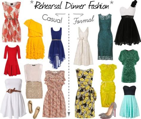 dressing beautifully for dinner 1000 images about rehearsal dinner ideas on