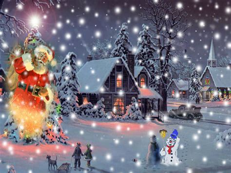christmas wallpaper that moves 3d merry christmas animated gif images pictures