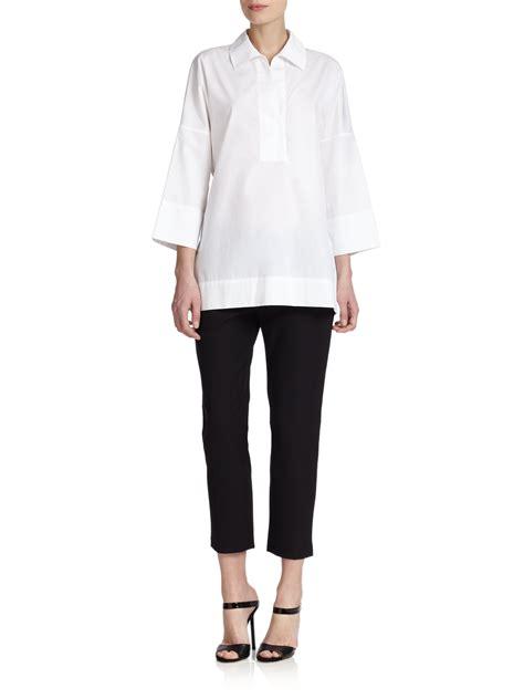 Dieva Tunic 2 white tunic blouses blouse no bra