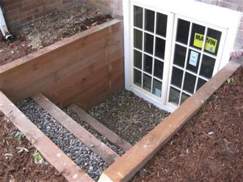 egress windows basement waterproofing
