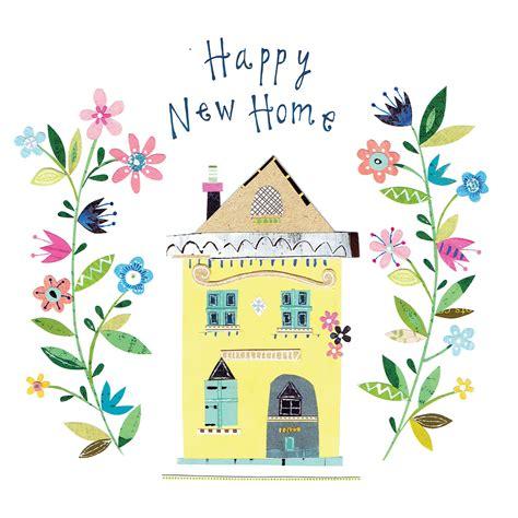happy  home congratulations card