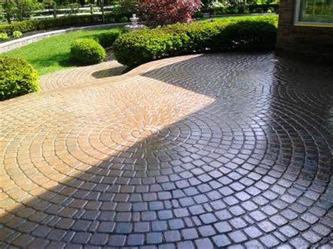 Paving designs for backyard, back yard ideas on a budget