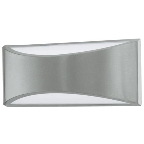 volpino garden led wall light 91769 the lighting