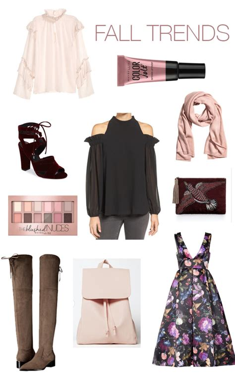 five fall fashion must haves