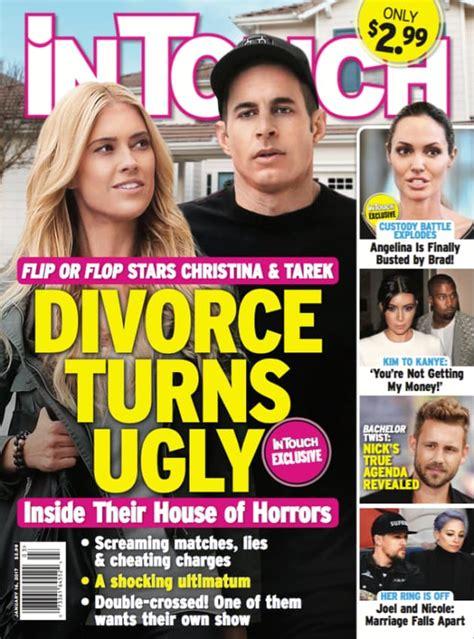 tarek and tarek and el moussa divorce it s turning