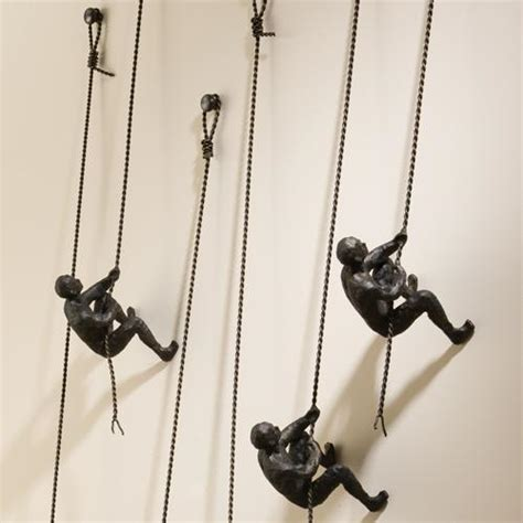 climbing wall mounted - Climbing Wall Decor